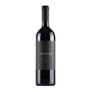 fanum vino rosso secco